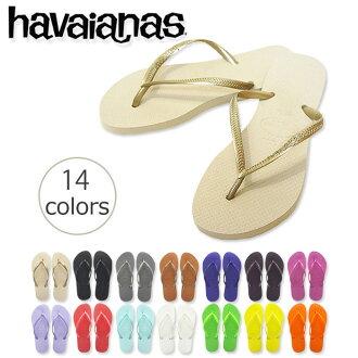 havaianas SLIM The World's Best Rubber Flip Flops