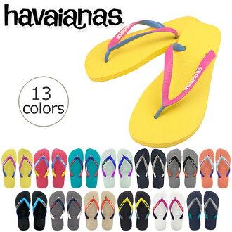 havaianas TOP MIX The World's Best Rubber Flip Flops