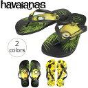 【ハワイアナス】 ビーチサンダル 2016年新商品 havaianas ミ二オンズ(H.MINIONS) メンズ レディース キッズ