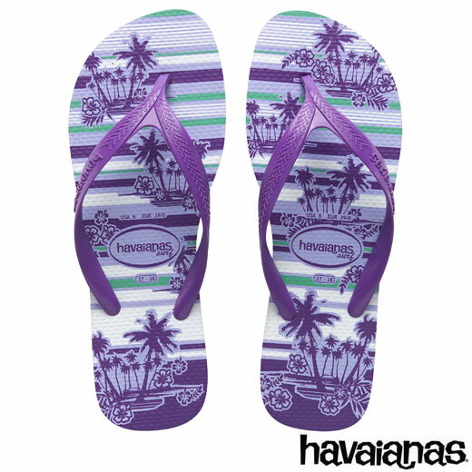 havaianas SURF GIRL The World's Best Rubber Flip Flops