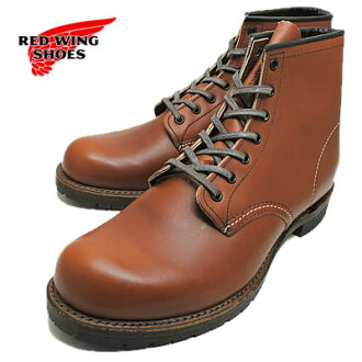 "RED WING RW-9022 BECKMAN BOOT/6"" ROUND-TOE BRICK""SETTLER"""