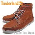 "Timberland(ティンバーランド)EARTHKEEPERS 2.0 BOAT"" 6""Moc Toe Boot(アースキーパーズ2.0 ボート)レッドブラウン クランチ[靴・ブーツ・シューズ] 【RCP】"