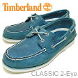 Timberland(ティンバーランド)ICON Classic 2-Eye(アイコン クラシック ツーアイ)ブルーカタリナ ラフカット [靴・スニーカー・デッキ シューズ]【RCP】
