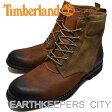 """Timberland(ティンバーランド)EARTHKEEPERS CITY Premium 6"""" Side Zip(アースキーパーズ シティ プレミアム 6インチ サイド ジップ)バーニッシュドレッドブラウン[靴・ブーツ・スニーカー・シューズ]【RCP】"""