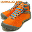 MERRELL メレルカメレオン II ストーム ミッド ゴアテックス XCR オレンジCHAMELEON II STORM MID GORE-TEX XCR ORANGE[靴・ブーツ・シューズ]【RCP】