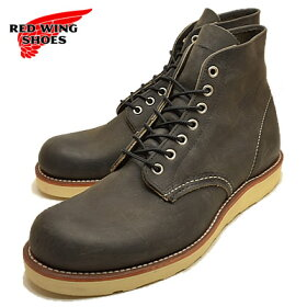 "REDWING��åɥ����󥰥֡���8190���饷�å����/6������饦��ɥȥ�RW-8190CLASSICWORK/6""ROUND-TOE���㥳�����ե���ɥ���CHARCOALROUGH��TOUGH[����֡��ġ�MADEINUSA]��RCPfashion��"