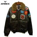 G-1 フライトジャケット アビレックス AVIREX(メンズ)ジャケット【デッドストック】アメカジ,ダークブラウン,ミリタリー,U.S.NAVY,レア,希少,かっこいい