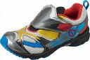 【ウルトラマン】UTM-131ブラック2E【子供靴】【通園】【マジック】【軽量設計】