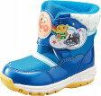 【それいけ!アンパンマン】APM-C019ESPブルー2E【子供靴】【ウインターブーツ】【スパイク付き】【防水設計】