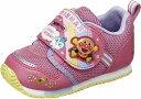 【それいけ!アンパンマン】APMーB16ピンク2E【ベビー靴】【子供靴】【洗えるインソール】【軽量設計】【ドキンちゃん】【コキンちゃん】