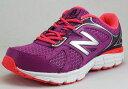 【newbalance】W560LZ6パープル/ピンク2E【婦人靴】【ロードランニング】