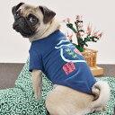 金魚鉢に金魚S/M/L 和風あるくろぉす 犬の服 犬服 トイプードル チワワ ダックス パグ
