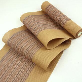 Various paper fabric selvedge eight Nagoya-Obi kimono