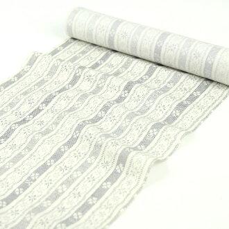 Japan-made pure silk Nagoya-Obi kimono 'Dim Kyo'