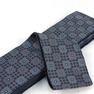 Pure silk fabrics men's things stiff obi