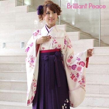 卒業式 袴 レンタル 女 袴セット 女 ブリリアントピースオリジナル BP 卒業式袴セット…...:wanadesiko:10005905
