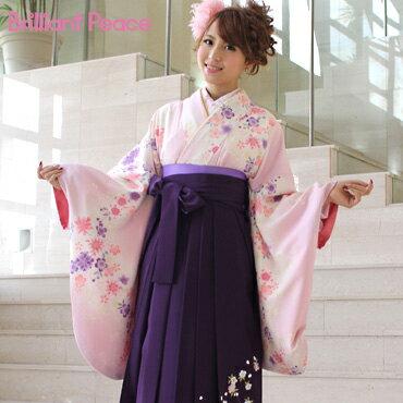 卒業式 袴 レンタル 女 袴セット 女 ブリリアントピースオリジナル BP 卒業式袴セット…...:wanadesiko:10005906