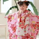 七五三 着物 3歳 セット 女の子 選べる9柄 被布セット ...