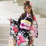 振袖 レンタル 成人式 セット 20点フルセット 成人式から結婚式やフォーマルまで 着物 kimono フリソデ ふりそで rental れんたる せいじんしき セイジンシキ着物レ