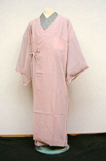 East resiljerry gauze cloth coat and salmon pink single robe coat [zu] []
