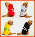 秋冬人気アディドッグ大型犬用犬服 大型犬用犬服 安い かわいい犬服 わんちゃん服 ドッグウェア 人気adidog犬服