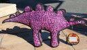 送料無料強度に注目水に浮くおもちゃ Tuffy タフィ-ステゴザウルス(レギュラー)ダイナソー破壊 強度 丈夫 レトリーブ