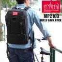 Manhattan Portage Hiker Backpack[ブラック]マンハッタンポーテージ ハイカーバックパック メンズ レディース【鞄】_11203F(wannado)..