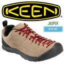 【正規取扱店】キーン KEEN スニーカー シューズ メンズ ジャスパー JASPER シルバーミンク 1002672 snk【靴】2004wannado