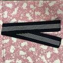 旅館浴衣用丹前帯【メール便OK】【濃紺:激安】【1本単位でこの価格】織帯