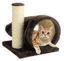 サンプルorクーポン有 マルカン どこでもツメとぎ シャカシャカトンネル 猫用 ペット用 動物用 お試し 【ラッキーシール対応】A80-6
