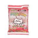 ショッピング猫砂 サンプル有 トフカスPee(ピー) 7L ペグテック ペット用 猫用 猫砂 ネコトイレ お試し A80-8
