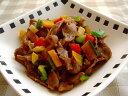 【無添加】 鶏砂肝とカラフルピーマンの香り炒め 【犬 手作りご飯 手作り食 ドッグフード ドックフー