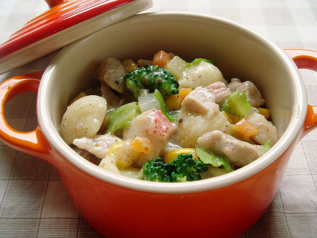 Wans cafe rakuten global market cream stew style fish for Creamy fish stew