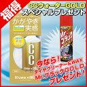 ミスターブラック ゴールドをプレゼント! CCウォーターゴールド 300 S121 コーティング ガラスコーティング コーティング剤 ccウォーターゴールド プロスタッフ ccウォーター ゴールド 簡単ワックス