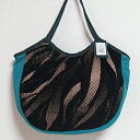 ショッピングソファー sisi グラニーバッグ 120%ビッグサイズ ソファー ブルー sisiバッグ A4が入る布バッグ ショルダーバッグ
