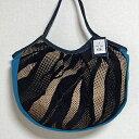 流行包, 飾品, 名牌配件 - sisi グラニーバッグ 定番サイズ ソファー ブルー sisiバッグ 布バッグ