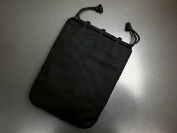 粋なメンズ男物男性巾着(信玄袋)富士山 浴衣&着物にの紹介画像3