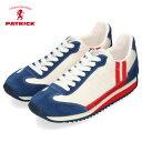 PATRICK パトリック スニーカー レディース メンズ 942009 42009 日本製 靴 スニーカー MARATHON TEKND マラソン テコンドー トリコロール