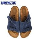 ビルケンシュトック BIRKENSTOCK チューリッヒ Zurich BS 1010755 幅狭 レディース メンズ サン� ル 靴 ブルー 国内正規品