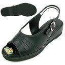 【fashion sandal】234-一枚バンドタイプ-【ファッションサンダル】234-ナースサン