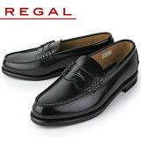 リーガル シューズ メンズ ローファー REGAL 2177N ブラック 靴