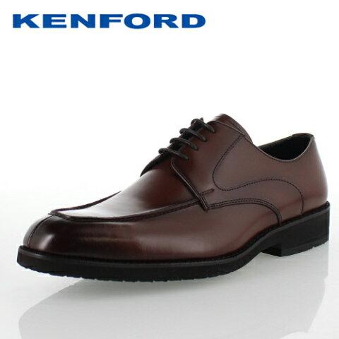 KENFORD ケンフォード 靴 メンズ KN16 ACJ ビジネスシューズ 3E ブラウン 紳士靴 リーガルコーポレーション