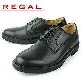 リーガル シューズ リーガル ウォーカー メンズ ウォーキングシューズ プレーントゥ REGAL WALKER 101W AH ブラック 紳士靴