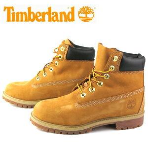 """ティンバーランド ジュニア 6インチブーツ Timberland 12909 JUNIOR'S 6"""" BOOTS  ブーツ"""