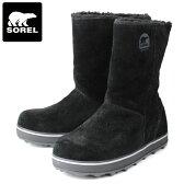 SOREL Glacy NL1975 011 Black ソレル グレイシー レディース ブーツ 防水設計