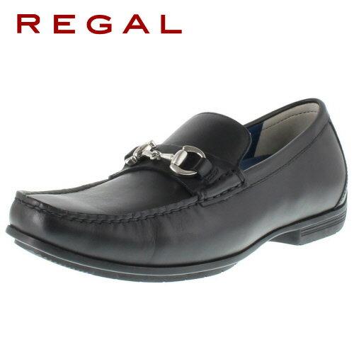 リーガル 靴 メンズ カジュアルシューズ ビット REGAL 57HR AF ブラック 紳士靴 特典B