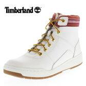 ★30%OFF★ Timberland ティンバーランド BRIDGTON MID A15ES WHITE メンズ スニーカー