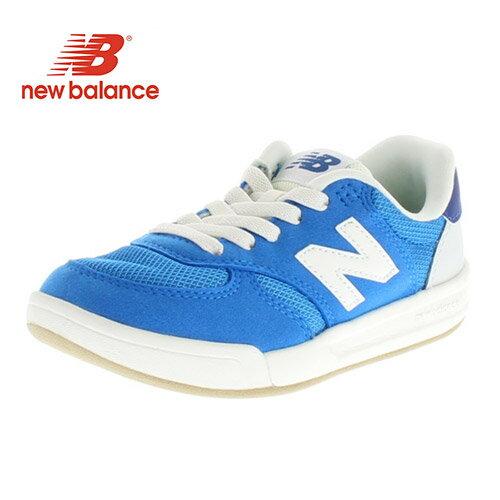 new balance ニューバランス KT300 BLI/BLP BLUE キッズ ジュニア スニーカー ブルー 着脱らくらく セール
