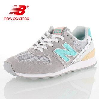 new balance新平衡WR996 JH女士運動鞋休閒灰色寶瓶座GA-996