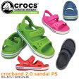 クロックス クロックバンド 2.0 サンダル PS crocs crocband 2.0 sandal PS 14854 サンダル ジュニア